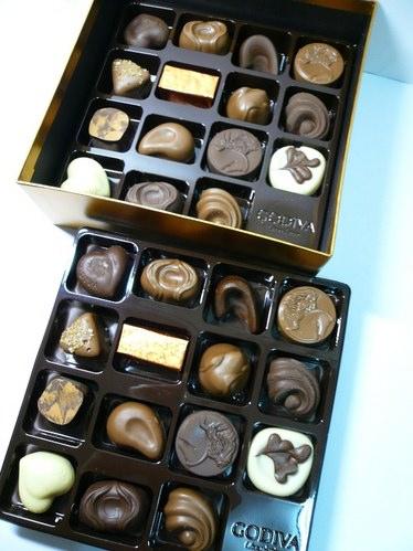 【比利時】GODIVA 巧克力