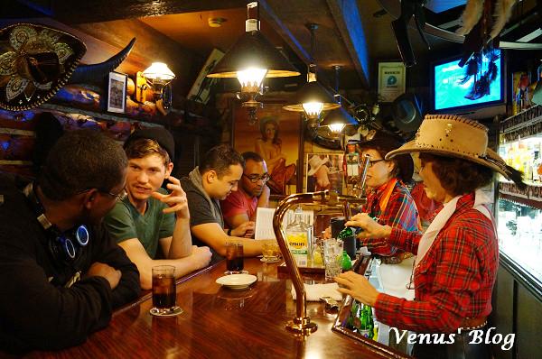 【日本佐世保酒吧】舶來居酒屋 WESTERNER – 跟美國大軍們一起喝杯飲料