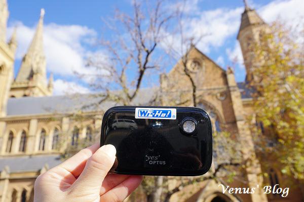 【澳洲自助】澳洲Wi-Ho 4G上網分享器、澳洲旅遊無限上網最佳方案(9折優惠連結)