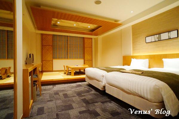【奈良飯店推薦】奈良Nara Plaza Hotel、附設的溫泉樂園(奈良健康樂園)超棒!