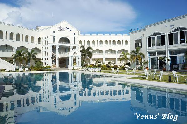【長灘島飯店推薦】Grand Vista – 浪漫純白風,房內有專屬的小游泳池