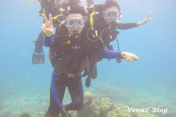 【長灘島活動推薦】在長灘島第一次深潛 Scuba Diving – 我在長灘島克服了恐水症,深潛超好玩