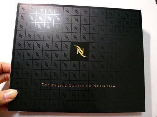 【瑞士】NESPRESSO 黑巧克力
