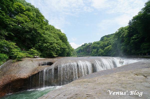 【日本群馬】吹割瀑布 – 日本瀑布百選之一