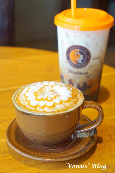【清邁咖啡館】Wawee Coffee – 泰北版的星巴克、喜歡到每天都要來報到