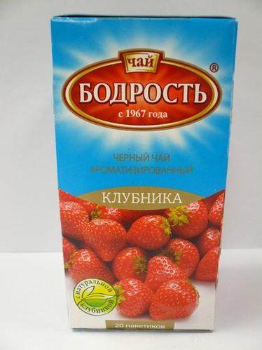 【俄羅斯】草莓紅茶