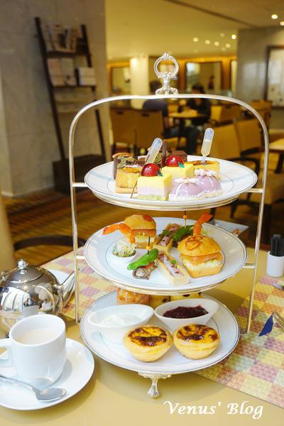 【香港飯店推薦】怡東酒店一樓咖啡室下午茶、行政廊免費午晚餐.下午茶