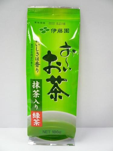 【日本】伊藤園綠茶