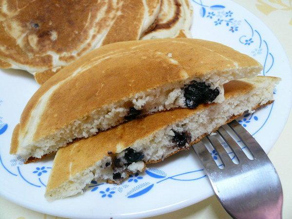 【廚房】藍莓鬆餅
