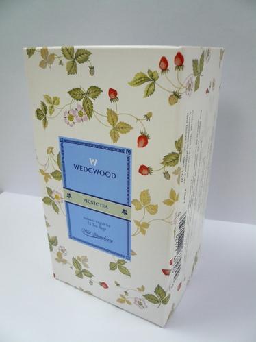 【英國】WEDGWOOD 野餐茶
