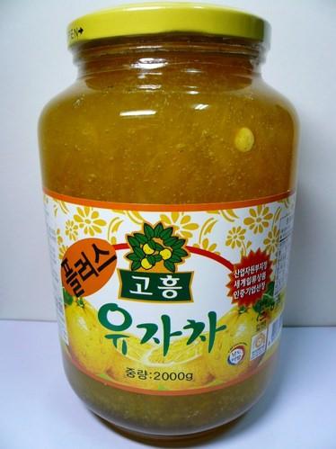 【韓國】柚子茶