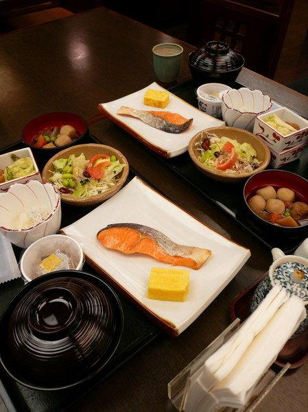 【日本東京】ななかまど日式早餐