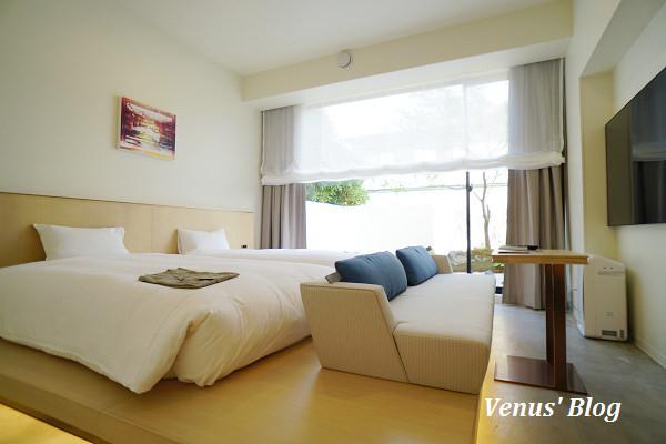 【京都設計旅館推薦】Hotel Anteroom Kyoto – 融合藝術家大膽揮灑與日式風情、2016年7月擴大後重新開幕