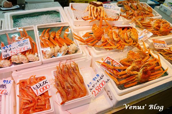 【日本福井縣/敦賀】敦賀超好逛超好買的海鮮市場:日本海さかな街 – 日本海最大的魚市場、私心覺得比築地市場便宜又好買