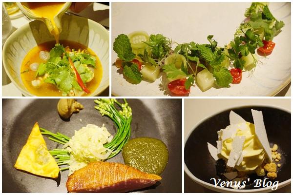 【泰國曼谷美食】Benjarong Royal Thai Cuisine – 高檔泰國皇家菜、泰國菜西式吃法@Dusit Thani Hotel
