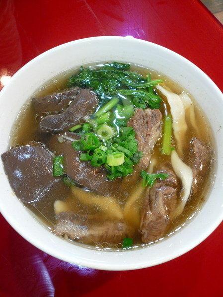 【台北】真善美牛肉麵
