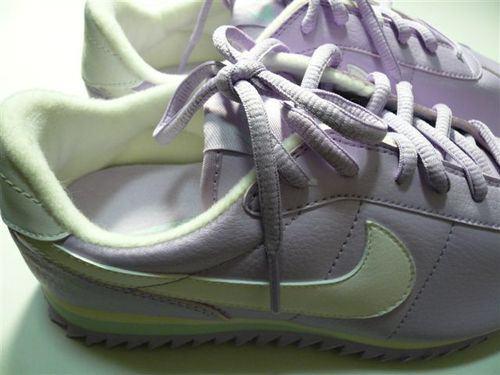 【小物】NIKE紫色新球鞋