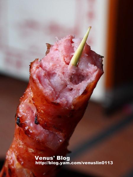 【宜蘭頭城】名膳佩黑豬肉香腸