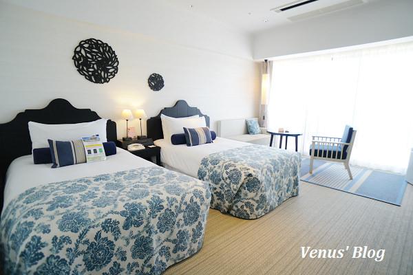 沖繩飯店-恩納|沖繩蒙特利水療度假酒店 – 全海景客房、低調奢華的法式優雅