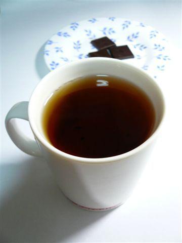 在家喝下午茶