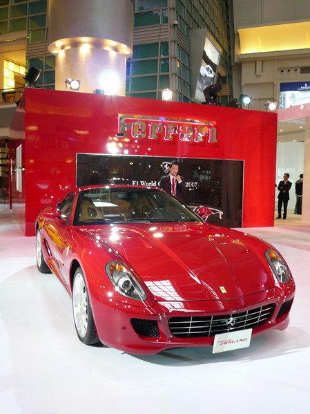 【台北】101 法拉利車展