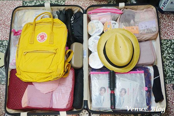 【澳洲自助23天】行李打包、澳洲自助必帶、澳洲插座.電壓、溫差30度之衣物準備