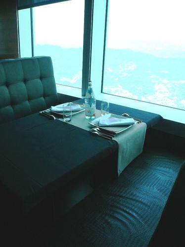【台北】101 85F PANORAMA 隨意鳥地方高空觀景餐廳(餐廳篇)