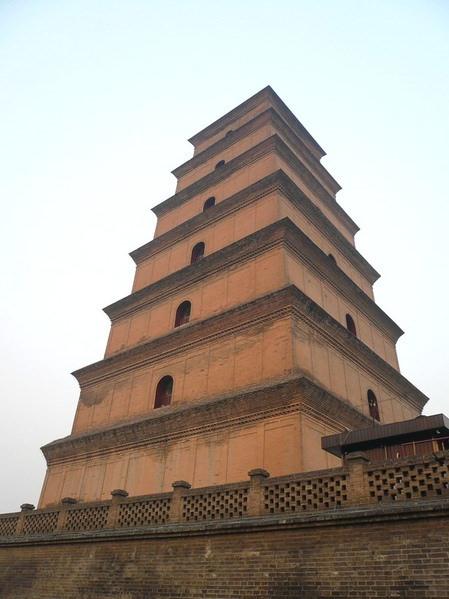【中國西安】大雁塔