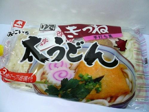 【日本】都一油豆腐烏龍麵