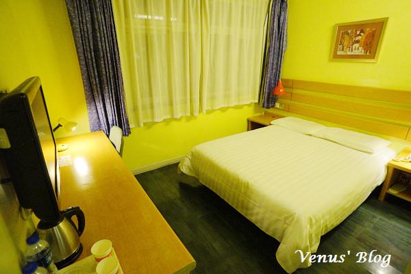 【上海平價飯店】如家快捷酒店 Home Inns Shanghai – 雙人房NT$1000上下/晚