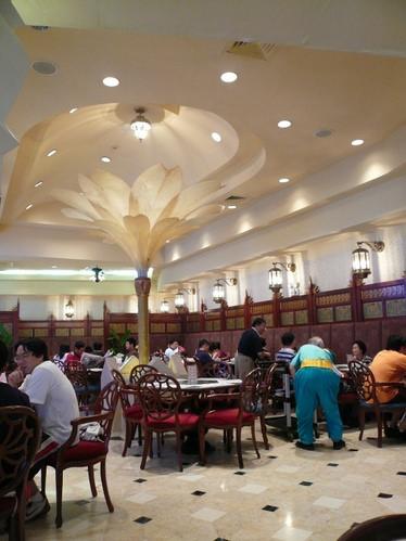 【六福村】綠洲餐廳