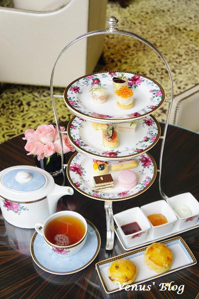 【上海下午茶/SPA推薦】新天地朗廷酒店Cachet Lobby Lounge下午茶、川水療中心(五行元素SPA)