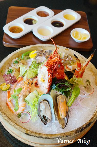 【礁溪美食】長榮鳳凰酒店(礁溪) 煙波亭 無菜單料理