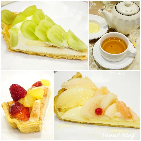 【東京甜點推薦】銀座Quil fait bon – 超好吃的水果派、排隊名店、事隔4年再來還是一樣的美味