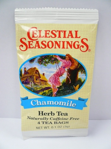 【美國】Celestial Seasonings Herb Tea Chamomile