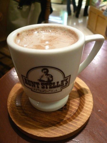 【台北下午茶推薦】詩特莉餅乾 Aunt Stella's