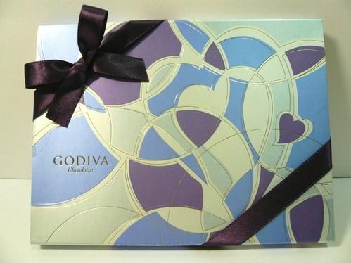 【比利時】GODIVA 七夕限量巧克力