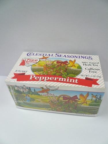 【美國】Celestial Seasonings Peppermint