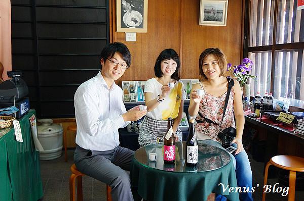 【奈良】日本酒之旅上篇:中野BC酒造、大社神社、今西酒造、清酒霜淇淋