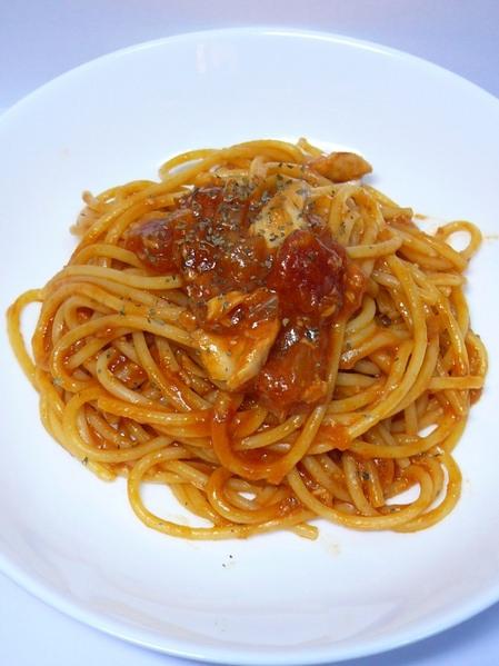 【動手做午餐】蕃茄鮪魚義大利麵