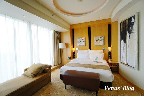 【上海飯店推薦】上海世茂皇家艾美酒店 – 簡約新穎五星級飯店、超優地理位置步行1分鐘到南京路、SPG俱樂部