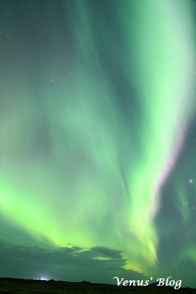 【冰島環島自助旅行】冰島賞極光 – 一輩子要親眼看一次極光!極光拍攝方式分享
