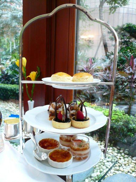 【台北下午茶推薦】二訪西華飯店Toscana下午茶