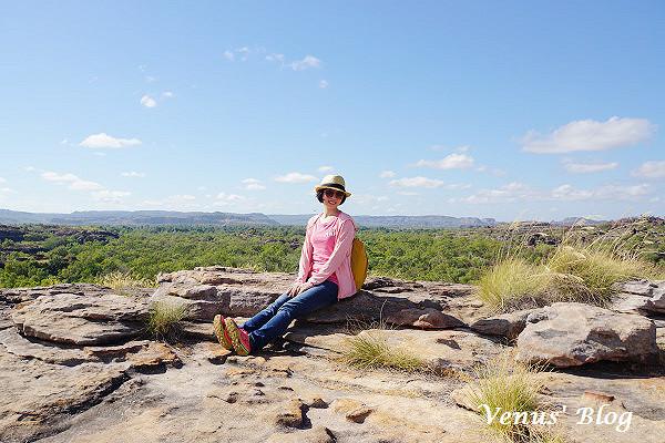 【達爾文自助】Kakadu National Park 卡卡杜國家公園2日遊 – 世界遺產、5萬年歷史的原住民岩畫藝術、遊雨林近距離看到大鱷魚
