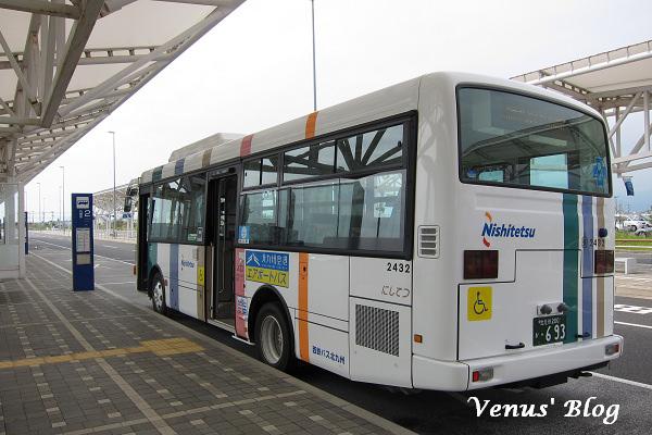 福岡自助|北九州機場到福岡市區交通方式懶人包