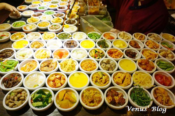 【新莊美食】朝鮮味韓國料理、韓式小菜無限自助吃到飽