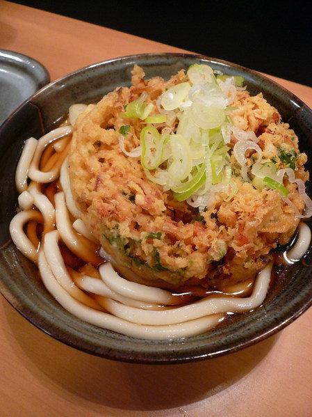 【日本東京】小海老天婦羅烏龍麵