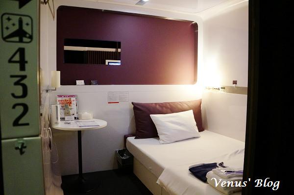 大阪飯店|First Cabin 御堂筋難波 – 超特別住在飛機艙之中、高級版的膠囊旅館 @難波站步行1分鐘、住宿費每人每晚NT$1300
