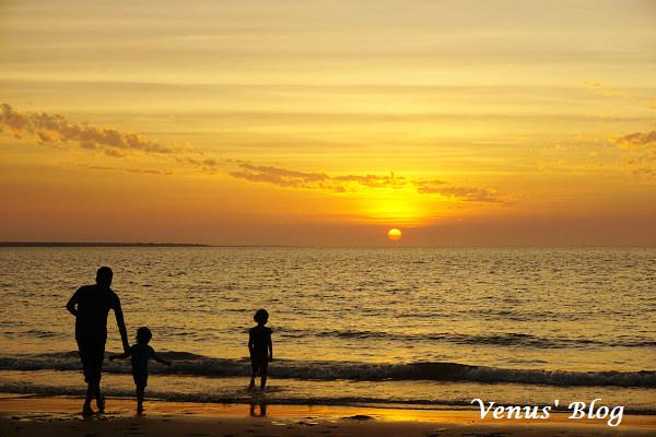 【達爾文自助】 Mindil Beach Sunset Market、乾季才有的夜市、夕陽超美、每週四及週日