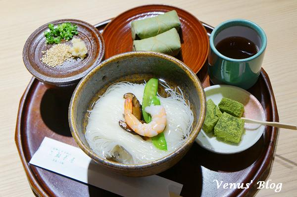 【奈良美食】三輪茶屋 – 奈良素麵最老牌三輪そうめん山本、清涼的冷素麵好吃極了